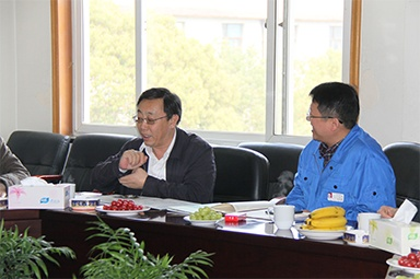 On March 18, 2013, Yang Tiesheng, then Deputy Director of the Energy Conservation Department of the Ministry of Industry and Information Technology, and his party visited the company
