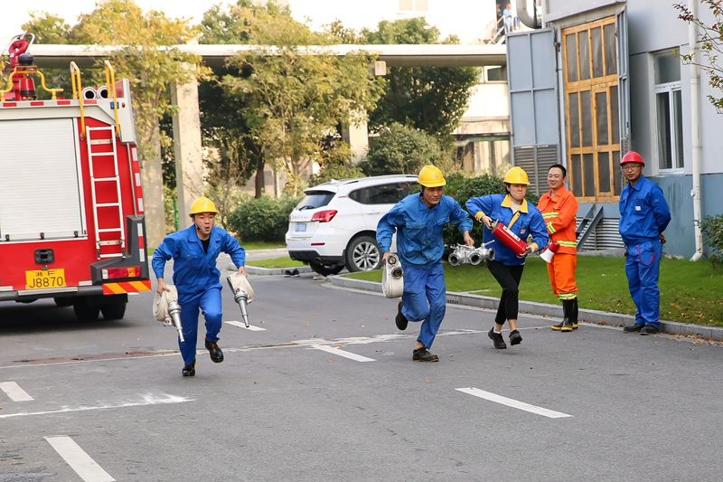 Fire Fighting Competition